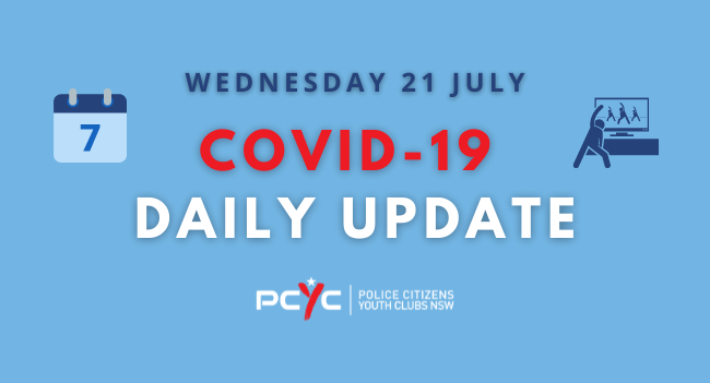 COVID-19 Updates: Orange, Cabonne and Blayney council areas have entered a seven-day lockdown | Wednesday 21 July