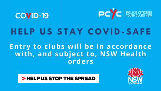 PCYC NSW clubs to re-open in accordance with NSW Health orders - see you soon!