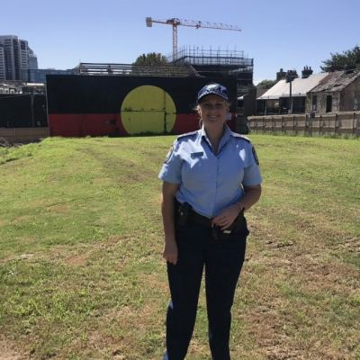 PCYC South Sydney - Senior Constable (Youth-case manager) - Angela Cooke