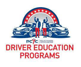 PCYC Driving Programs Logo