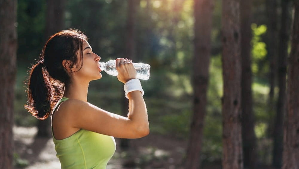 Exercise safety in summer weather
