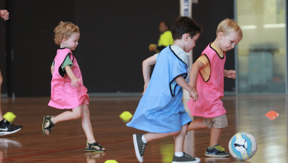 The importance of exercise for children