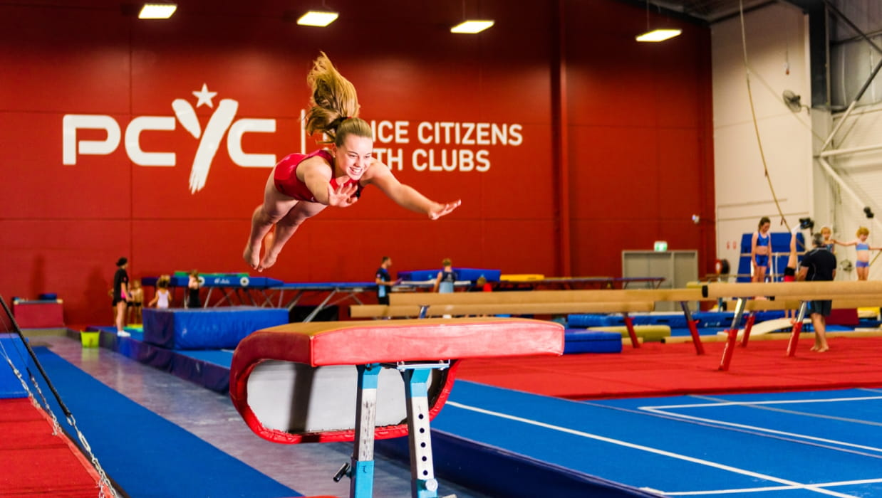 The psychological benefits of gymnastics