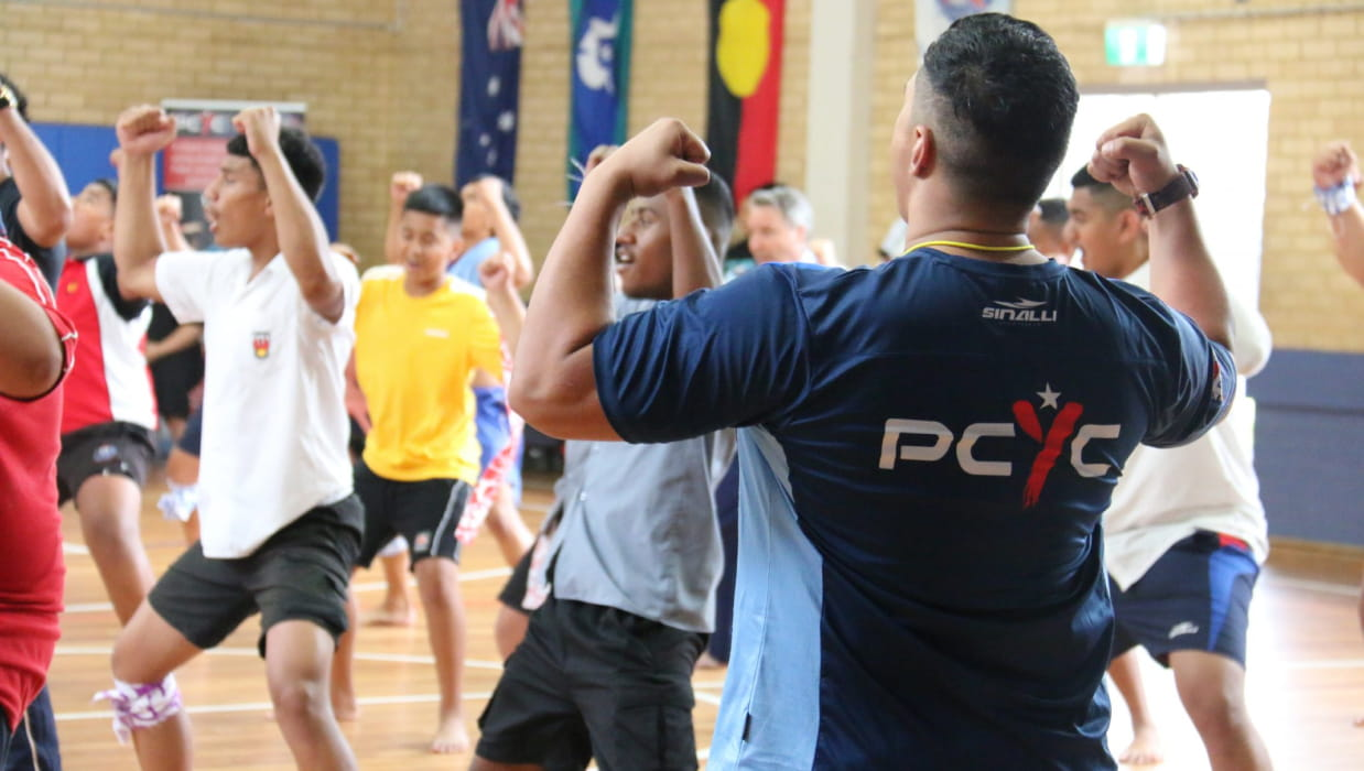 Haka Warriors program connects Blacktown youth with their culture