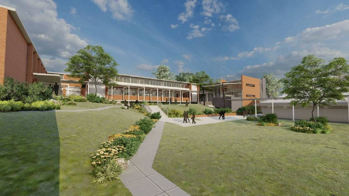 Multi-million dollar school upgrade for Hastings Secondary College and PCYC partnership launches